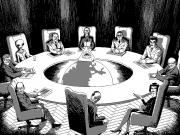 Белое и темное теневое мировое правительство